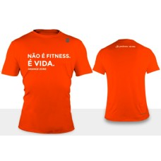Camiseta Orange Zone Laranja